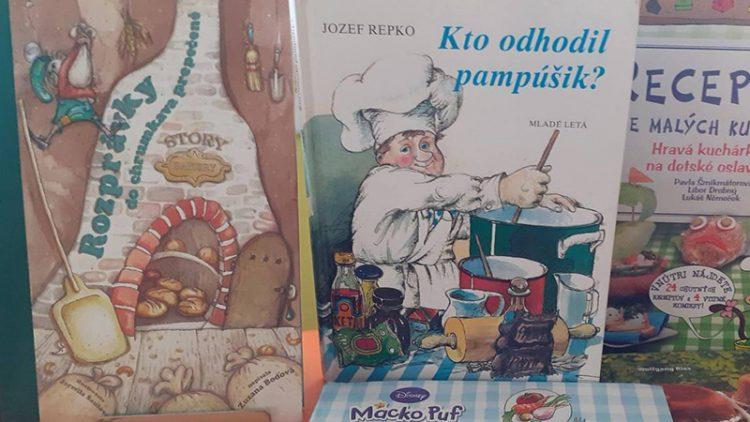 Prečítané leto – O kuchyni